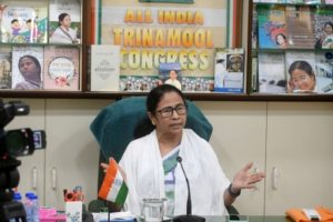Those not allied with Congress should also be invited: Mamata on Opposition unity