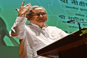 Nitish asks PM Modi for time to discuss caste census demand