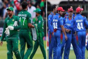 Afghanistan-Pak ODI series on schedule: Afghan board
