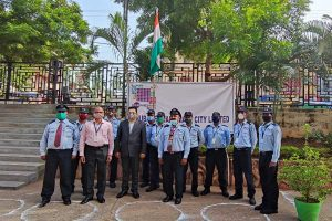 Bhubaneswar Smart City Observes 75th Independence Day