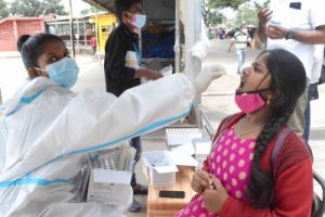Karnataka makes physical triage mandatory for Covid patients
