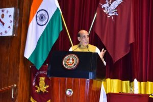 Afghan situation forced every country to rethink strategies: Rajnath