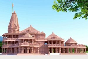 Complaint filed against Ram temple trustees by seer