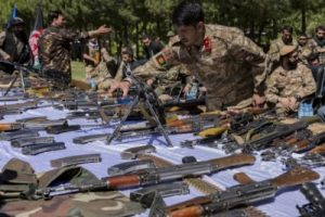 Taliban received men, weapons, explosives from Pakistan