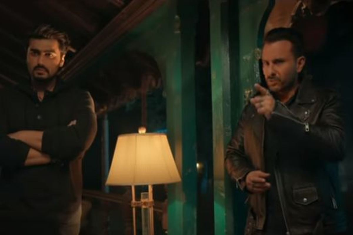 Bhoot Police - Trailer, Saif Ali Khan, Arjun Kapoor, Jacqueline Fernandez, Yami Gautam