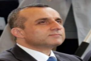 'I will never accept Taliban domination on the people of Afghanistan': Amrullah Saleh