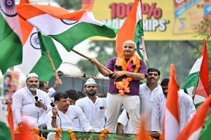FIR against Manish Sisodia, Sanjay Singh in Agra