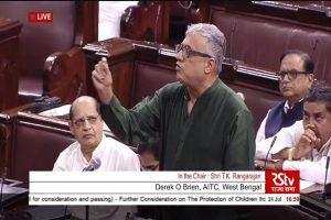 Opposition releases video of members speaking on Pegasus, farmers