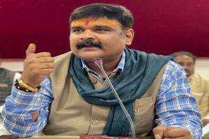 UP MP also seeks ban on phrase 'Gorakh Dhanda'
