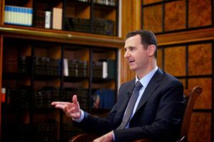 Syrian President discusses economic cooperation with Iran FM