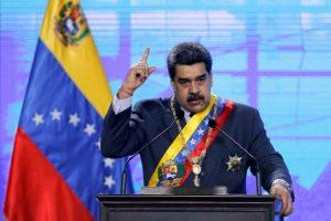Dialogue with opposition 'going well': Venezuelan Prez