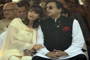 Tharoor discharged in Sunanda Pushkar death case