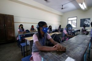 Tamil Nadu schools gear up to open for classes 9-12 from Sept 1