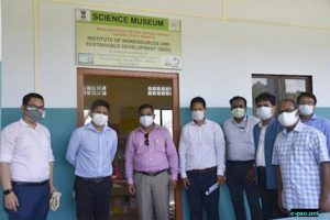 Science Museum opened in Manipur's Chandel