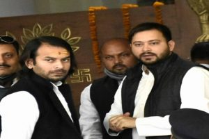 Fresh row between Tej Pratap-Tejashwi over removal of youth wing leader