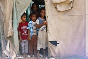 11,350 kids in besieged Yemeni province unvaccinated for three years