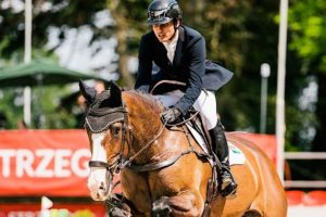 Indian equestrian Mirza placed 22nd after cross-country round