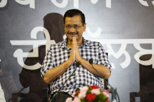 Kejriwal invites Punjab businessmen to become partner in AAP's upcoming government