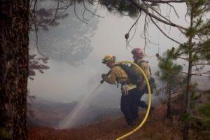 Caldor Fire in California surpasses 200,000 acres