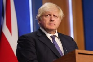 UK PM wants lifting of ban on families' travel for Ashes