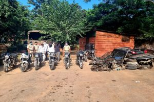 Chandigarh Police busts inter-state vehicle lifters gang