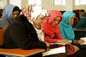 Afghan educational institutions open with new gender format