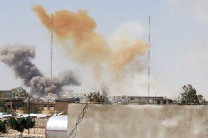 Saudi-led airstrikes in Yemen's Marib kill 35 Houthis