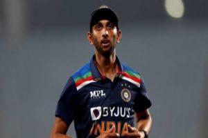 Prasidh Krishna added to Indian Test squad