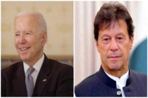 Biden has no plans to call Imran Khan soon: Spokesperson