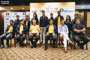 Online Chess Olympiad: India lose to USA in semis; settled for Bronze