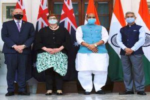 2+2 talks between India, Australia very productive: PM Modi