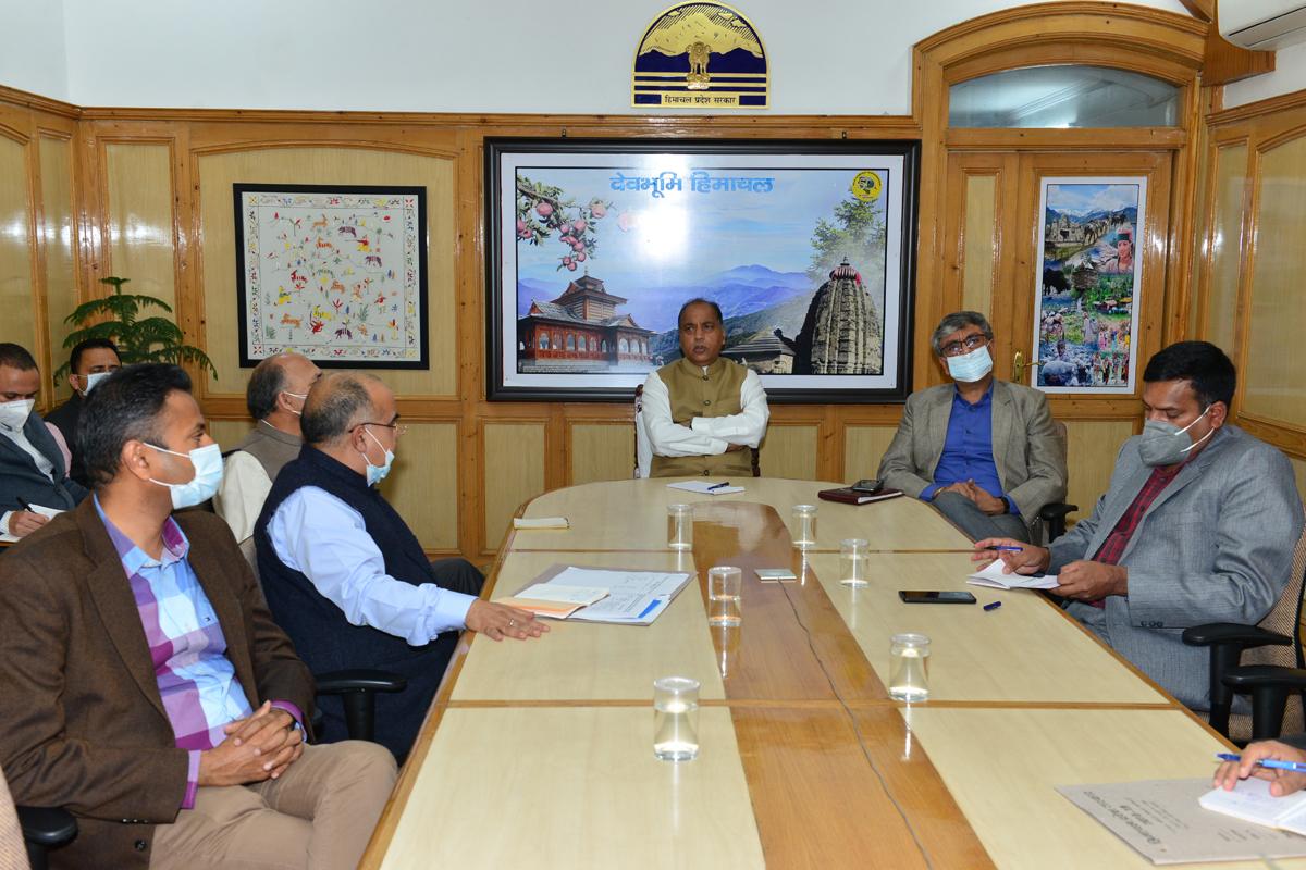 Himachal Pradesh Chief Minister, Jai Ram Thakur, Garib Kalyan Anna Yojana