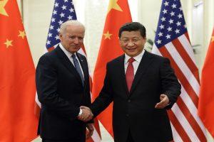 Xi, Biden hold 'broad, strategic discussion'