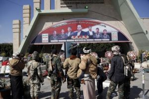 Houthis publicly execute 9 people for 'spying'