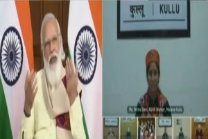 Use local traditions to help vaccination drive: Modi