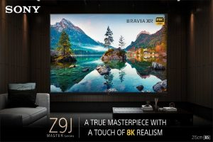 Sony launches new TV in India at Rs 1,299,990