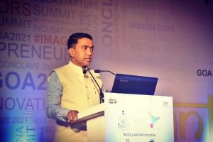 Goa electronic city to be ready by March'22: CM
