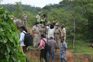Mysuru gang rape: Victim identifies rapists in district prison