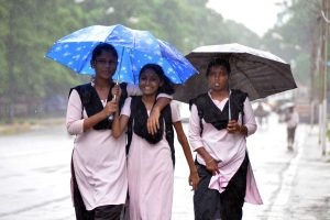 Heavy rainfall continues in Odisha; schools closed in 12 districts