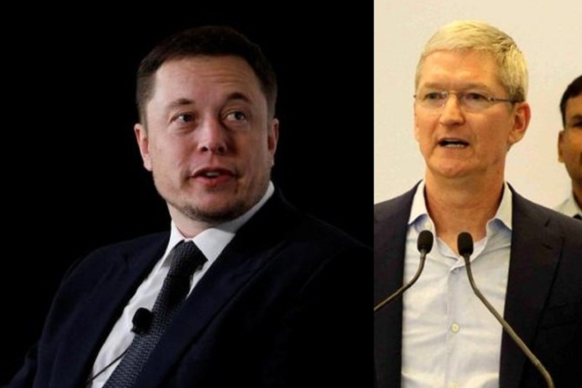 Tim Cook, Elon Musk, TIME's 100 Most Influential People