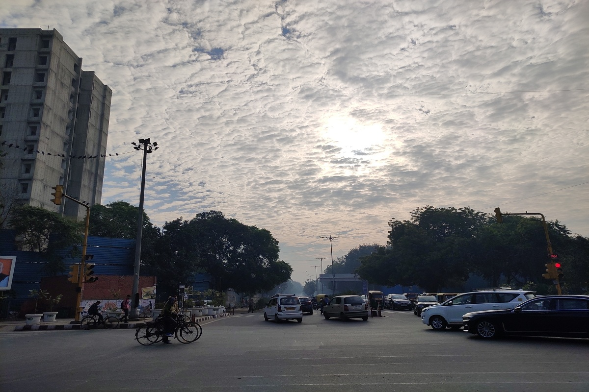India Meteorological Department, moderate rains, Partially cloudy