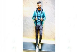 Important for youth to be active: Ravindra Jadeja