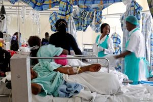 Cholera kills 329 people in Nigeria