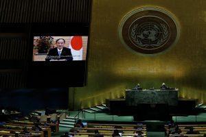 N. Korea slams Japanese PM over UNGA speech