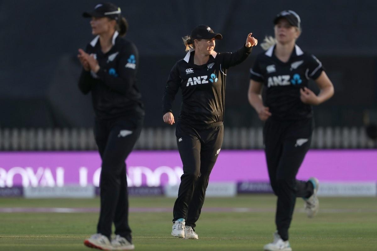 England, New-Zealand, Heather Knight