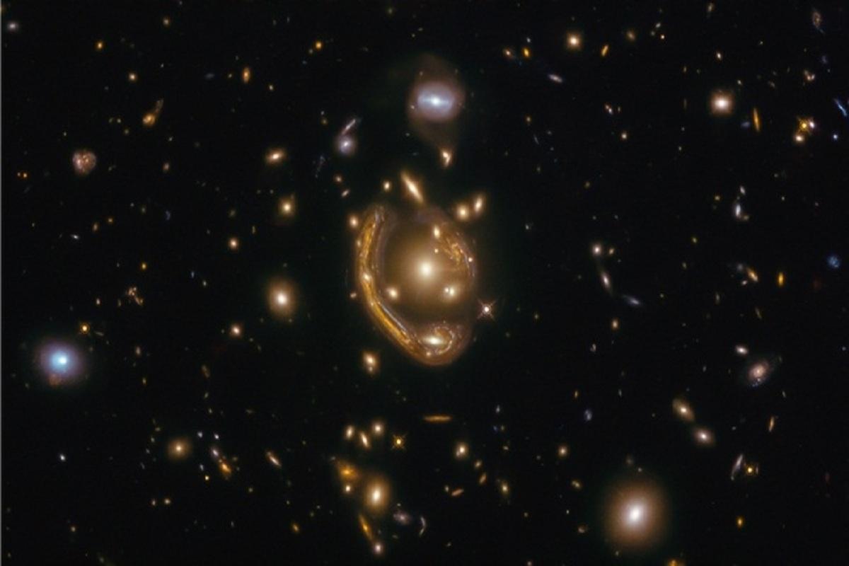 Hubble Space Telescope, ESA (European Space Agency), NASA, Molten Ring