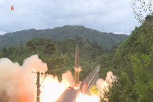 N. Korean missile launches show serious threat: US official