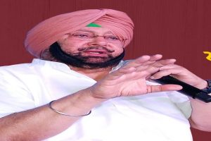 Amarinder calls on NSA Doval a day after meeting Amit Shah