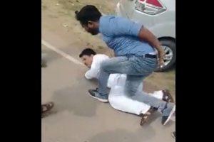 Pramod Tiwari denies hand in attack on BJP MP