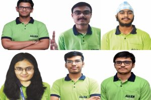 Six students from Rajasthan top JEE main exams